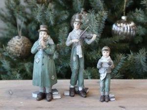 Chic Antique Vintage Juleorkester (sæt af 3)