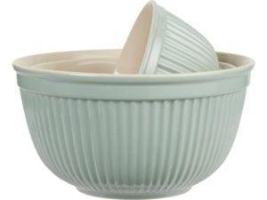 Mynte Bowlesæt a 3 stk. Green tea