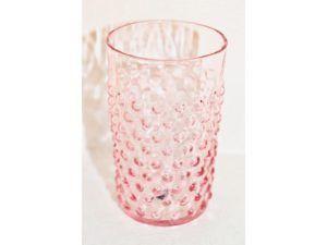 Anna Von Lipa krystal drikkeglas rosa