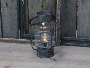 Fransk stald Lanterne inkl. pære