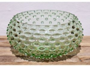 Anna Von Lipa krystal skål Light Green