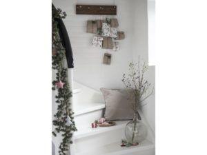 Træskilt julekalender 1-24
