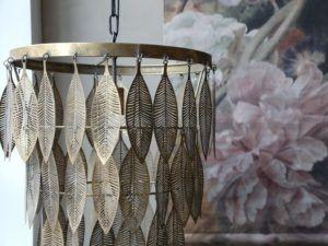 Chic Antique Lampe 52 cm