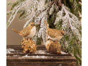 Fugle sæt med 2 stk