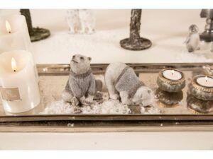 Isbjørne med sweater sæt a 2