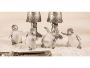 Dansende pingviner 4 stk