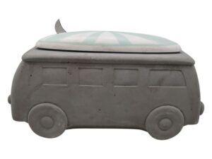 Folkevognsrugbrød i beton 19 cm