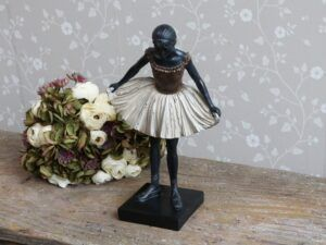Chic Antique Ballerina