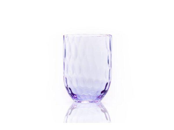 Anna Von Lipa Olive Krystalglas Lilla