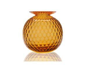 Anna Von Lipa Balloon Vase Croco