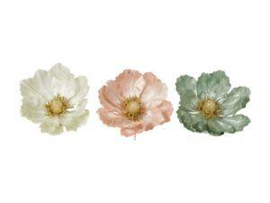 Deko Blomst med clips