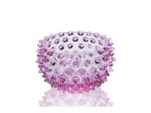 Anna Von Lipa Tapas krystalskål lilla