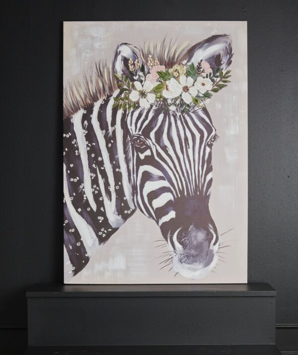 Speedtsberg Lei billede zebra