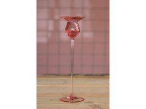 Anna Von Lipa Tulipan lysestage rosa