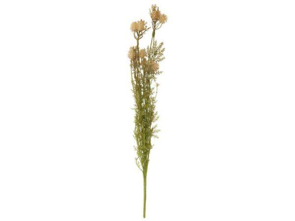 Ib Laursen Blomst nude/grønne nuancer