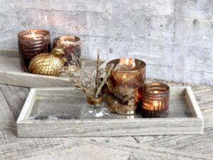 Chic Antique Morlaix marmor bakke