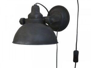 Chic Antique Factory Lampe til væg