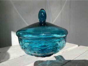 Anna Von Lipa Bonbonniere Aquamarine