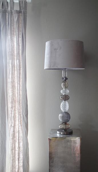 AU Maison Lou bordlampe i glas